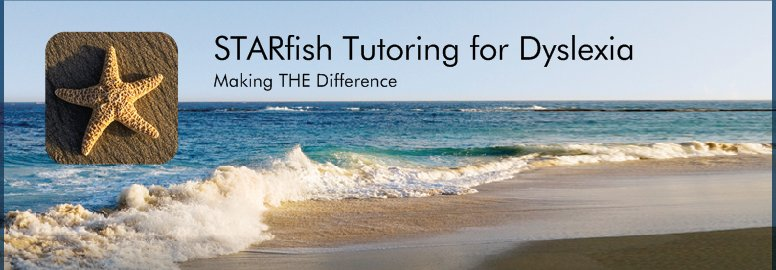 STARfish Tutoring for Dyslexia - Making THE Difference